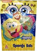 Меко топче - Спонджоб - Детска играчка изненада - играчка