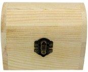 Дървенa раклa със закопчалка