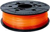 Полупрозрачен оранжев консуматив за 3D принтер с NFC таг - PLA