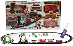 Влакова композиция - Express - играчка