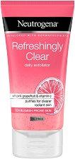 Neutrogena Refreshingly Clear Daily Exfoliator -