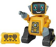 Робот - Engineering - Детска играчка с дистанционно управление - играчка
