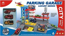 Паркинг писта на 4 нива - играчка