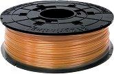 Полупрозрачен оранжев консуматив за 3D принтер - PLA