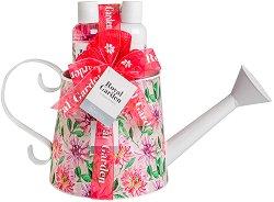 IDC Institute Royal Garden - Подаръчен комплект с козметика за тяло - продукт