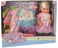 Кукла бебе - кукла