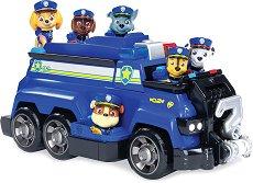 """Спасителният отряд на Чейс - Детски комплект за игра от серията """"Пес патрул"""" - играчка"""