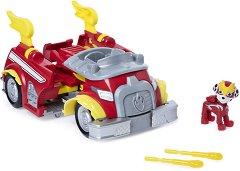 """Суперавтомобилът на Маршъл - Детски комплект за игра от серията """"Пес патрул"""" - играчка"""