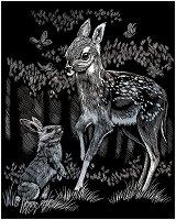 Сърничка и зайче