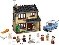 """Привит Драйв 4 - Детски конструктор от серията """"LEGO: Хари Потър"""" -"""
