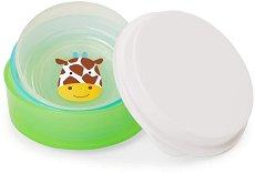Детски купички за хранене - Жирафчето Джулс - раница