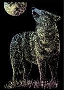 Вълк единак