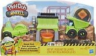 """Строителна площадка - Творчески комплект с моделин от серията """"Play-Doh:Wheels"""" - играчка"""