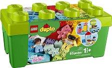 """Моят първи строител - Детски конструктор от серията """"LEGO Duplo"""" - играчка"""