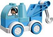 """Влекач - Детски конструктор от серията """"LEGO Duplo"""" -"""