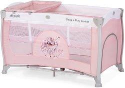 Сгъваемо бебешко легло на две нива - Sleep'n Play Center 3: Sweety - Комплект с повивалник - продукт