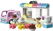 """Пекарна - Детски конструктор от серията """"LEGO Duplo"""" -"""