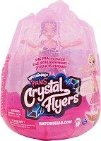 """Летяща фея - Pixies Crystal Flyer - Детска интерактивна играчка от серията """"Hatchimals"""" - играчка"""