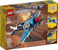 Витлов самолет - 3 в 1 - играчка