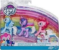 Малкото пони - Оцвети опашката - играчка