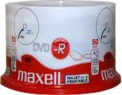 DVD-R за мастиленоструен печат - 4.7 GB