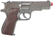 "Полицейски пистолет - Детска играчка за капси от серията ""Police"" - играчка"