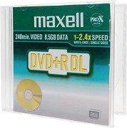 DVD+R DL - 8.5 GB