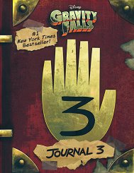 Gravity Falls: Journal 3 - Alex Hirsch, Rob Renzetti -