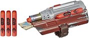 Nerf - Star Wars The Mandalorian Rocket - Пистолет в комплект с 6 стрелички -