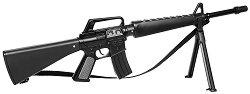 Военна пушка - M-118 - Детска играчка за капси - играчка