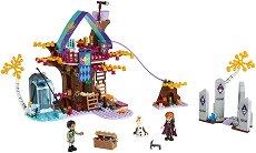 """Замръзналото кралство: Омагьосаната къща на дърво - Детски конструктор от серията """"Принцесите на Дисни"""" -"""