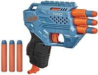 Nerf - Elite 2.0 Trio TD3 - Пистолет в комплект с 6 стрелички - играчка