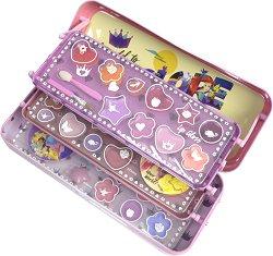 """Детски комплект с гримове - Disney Princess - От серията """"Принцесите на Дисни"""" - играчка"""