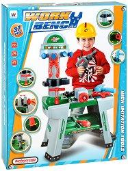Работилница с инструменти - играчка