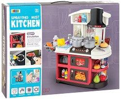 Детска кухня с течаща вода - играчка