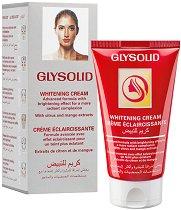 Glysolid Whitening Cream - Избелващ крем за лице и тяло - фон дьо тен