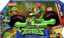 """Рафаел с мотор - Комплект за игра от серията """"Възходът на костенурките нинджа"""" -"""