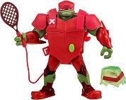 """Рафаел - Екшън фигура с аксесоари от серията """"Възходът на костенурките нинджа"""" - играчка"""