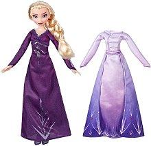 Елза с две рокли - играчка