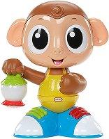 """Маймунка - Детска играчка със светлинни и музикални ефекти от серията """"Light'n Go"""" -"""