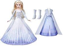 """Елза с две рокли - Комплект от серията """"Замръзналото кралство 2"""" - кукла"""