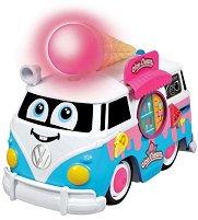 Бус за сладолед - Volkswagen -