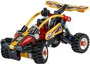 """Бъги - 2 в 1 - Детски конструктор от серията """"LEGO Technic"""" - фигура"""