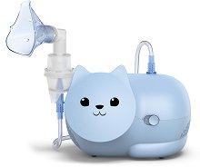 Детски компресорен инхалатор - Nami Cat -