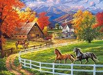 Долината на конефермата - пъзел