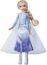 """Елза със светеща рокля - Кукла със светлинни ефекти : от серията """"Замръзналото кралство 2"""" - детски аксесоар"""