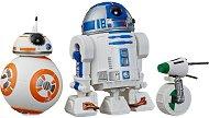 """Галактически приключения - Комплект фигурки на R2-D2, BB-8, D-O : от серията """"Star Wars"""" -"""