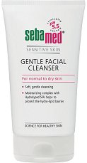 Sebamed Gentle Facial Cleanser - маска