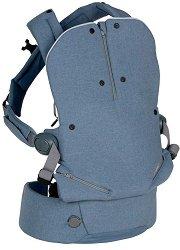 Ергономична раница - Haven Premium-Leaf - Аксесоар за носене на бебе -