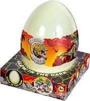 Динозавърско яйце - Детски комплект за игра с аксесоари -
